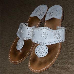Jack Rogers sandals flip flops shoes